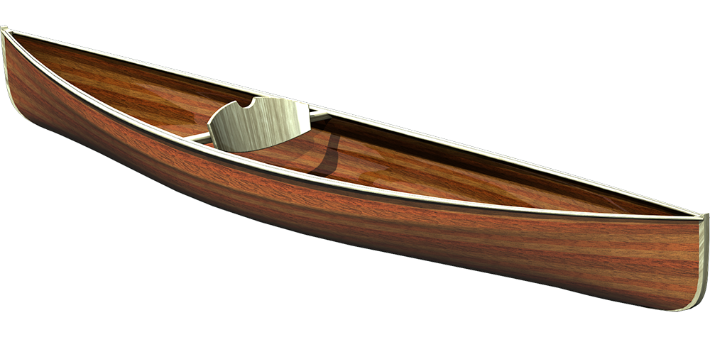 microBootlegger Sport Sea Kayak Plans