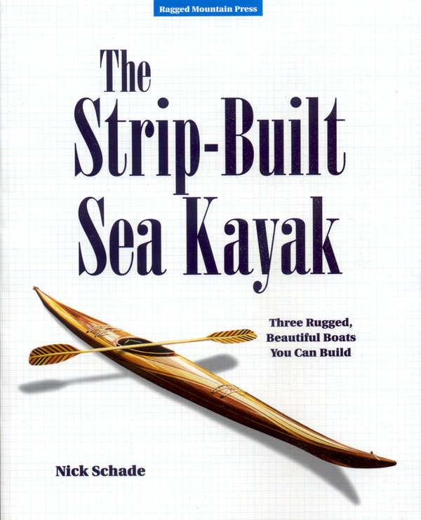 The Strip Built Sea Kayak Front Cover